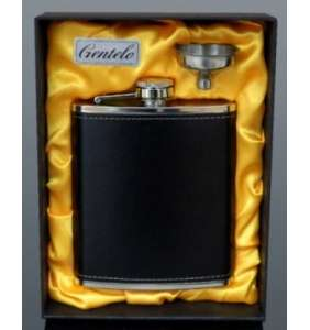 sada likérka černá 210 ml+nálevka 500325