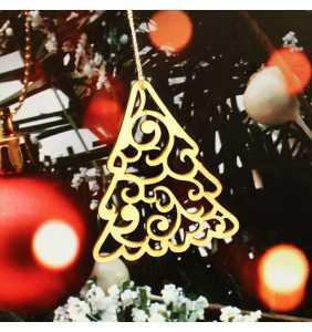 Vánoční ozdoba na stromeček stromek