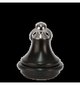 klíčenka H11 Ag/černá