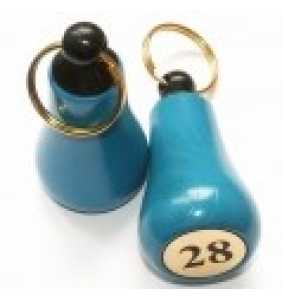 klíčenka H1 D/modrá