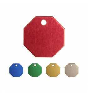Psí známka - K25 OSMIUHELNÍK různé barvy